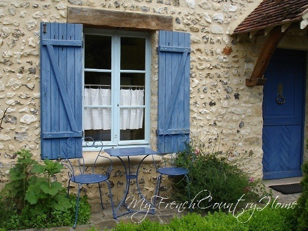 Old Stones And Comfortable Living My French Country Home