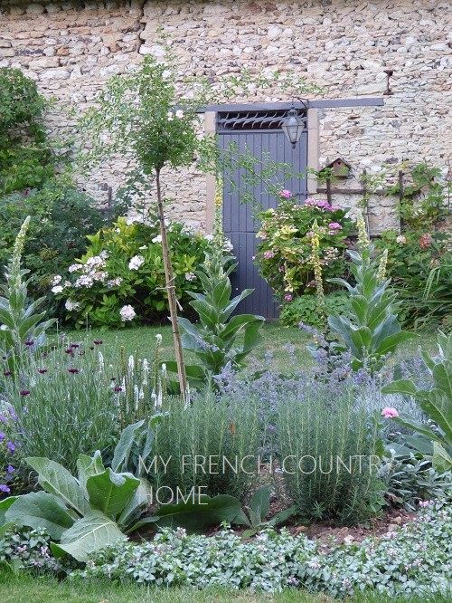 French garden design and old fashioned love my french for French country garden designs