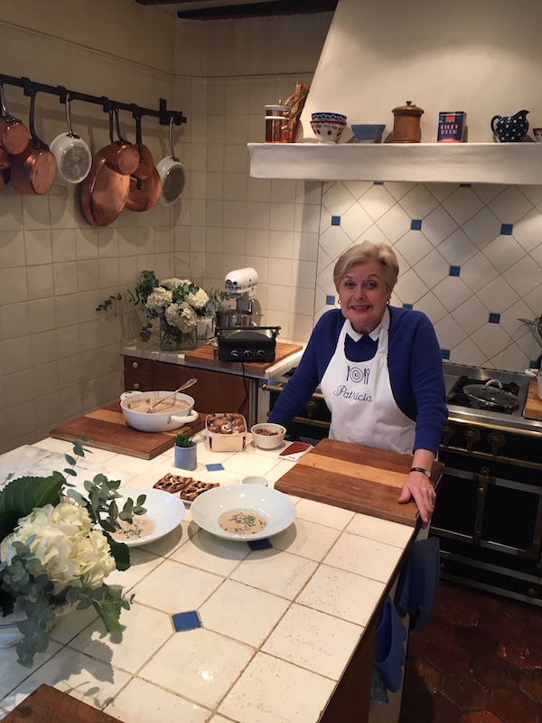 cooking with patricia wells – a new video