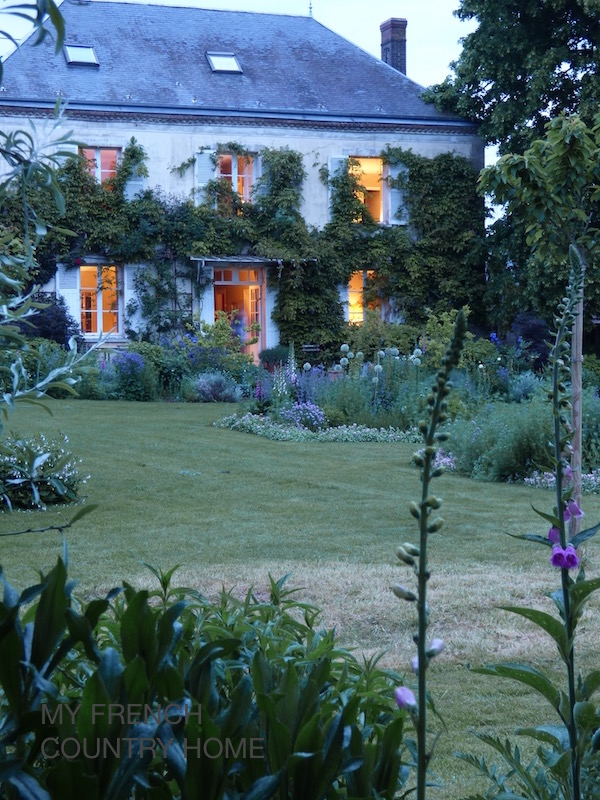 ... House And Garden At My French Country Home ...