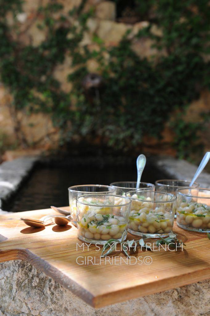 coco de paimpol beans in salad