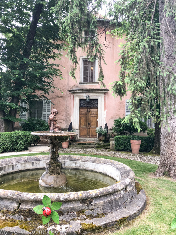 Provencal houses- MFCH Provence Tour
